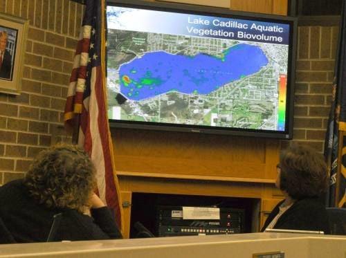 Report: Lake Cadillac becoming unhealthy