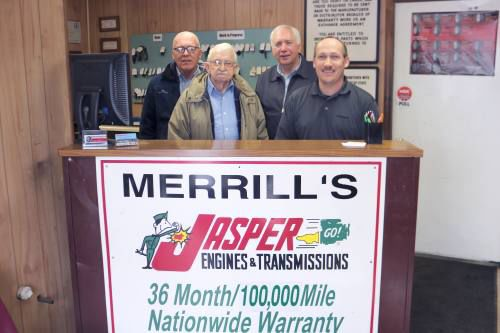 New owner of Merrill's in Cadillac to continue previous owner's family tradition