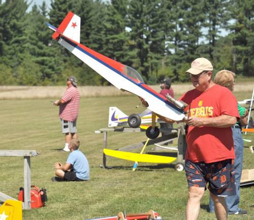 Remote controlled aircraft enthusiasts to hold annual showcase Sept. 1