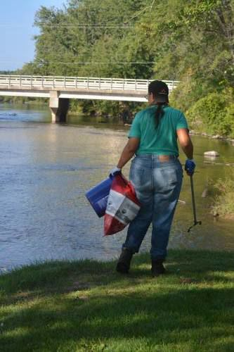 River conditions force Evart Trash Bash to a new day