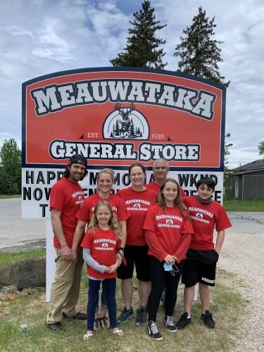 Family purchases Meauwataka General Store after stumbling across 85-year-old business 3 years ago