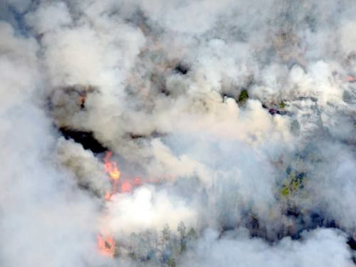 DNR urges Michiganders to keep fire safety in mind this holiday weekend