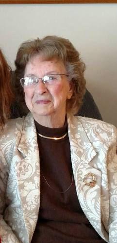 Celebration of the 90th birthday of Anna Hosmer