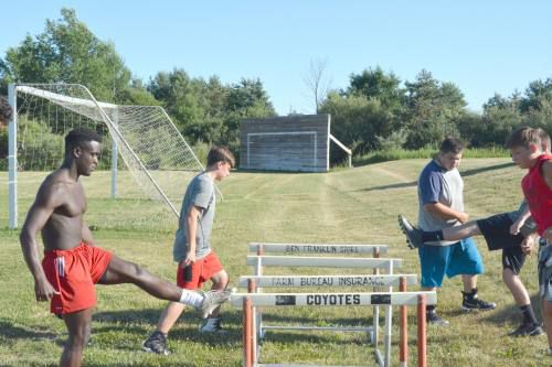 Strength and Endurance: Reed City's football workouts a true test