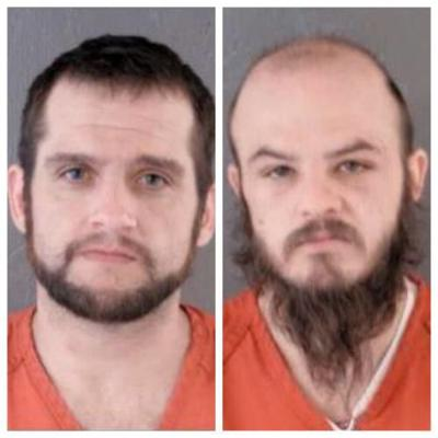 2 men charged with intent to murder after car chase with deputies