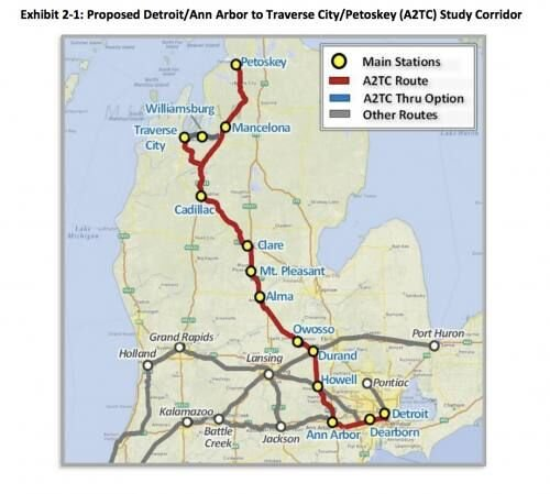 COVID derailed plans for excursion train in 2020