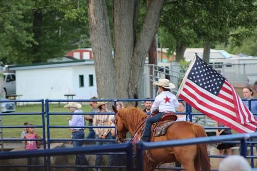 Photos from the Marion Fair Rodeo