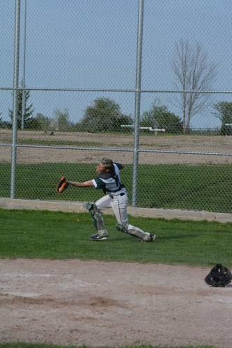 Pine River sweeps Manton in Highland softball
