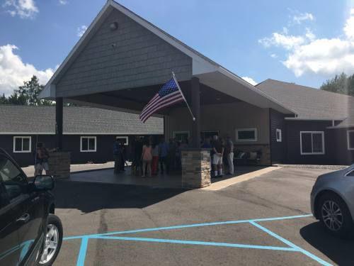 Maple Ridge Living Center holds ribbon cutting