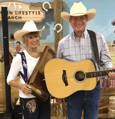 EPC Church Hosts Barney and Nancy Miesse Sept 12