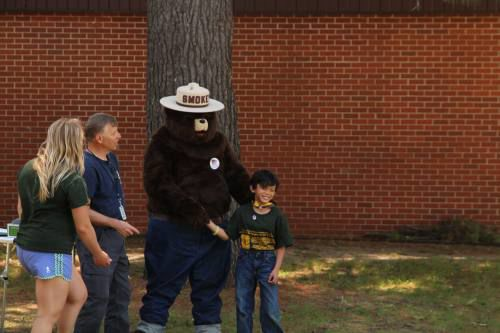 21 second grade Mesick students become Junior Forest Rangers