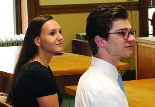 Manton, NMC grads receive Peterson Scholarship