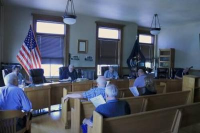 Wexford commissioners to look at additional payment for pension liability