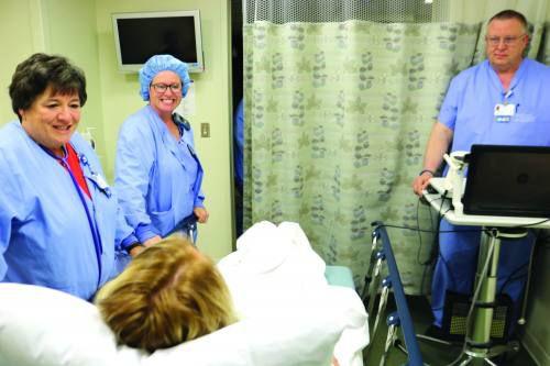 Munson Cadillac celebrates nurses
