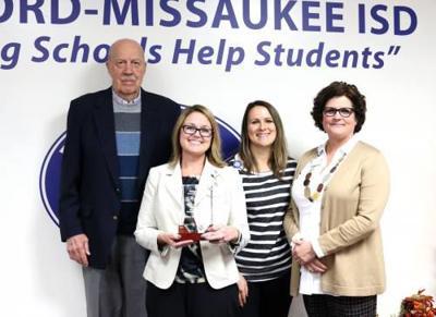 CTC presents fellowship award