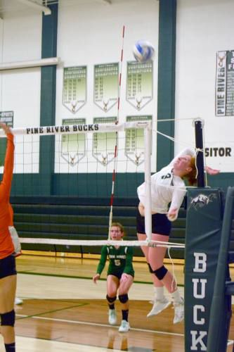 Pine River sweeps Highland foes