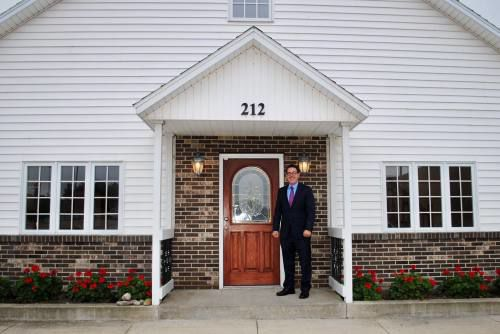 Funeral services business expands to McBain