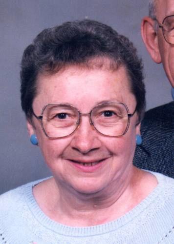 Marian Joyce (Elenbaas) Longstreet