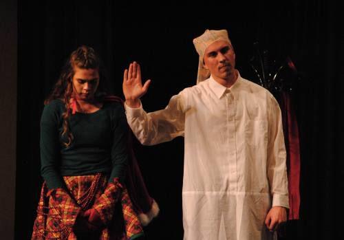 Northern Lights Irish dancers' performance a success