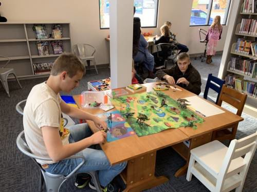 More than $1M in library improvements finished, pending in Cadillac, Mesick, Manton