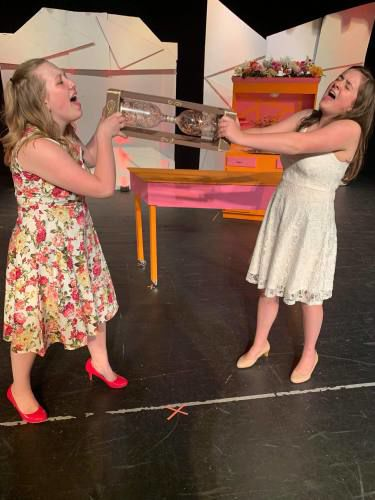 Footliters stages 'Freaky Friday'