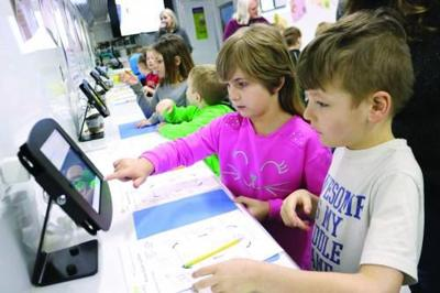 Marion Elementary receives national recognition for investing in 'Whole Child,' staggering M-STEP improvement