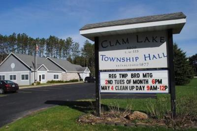 Clam Lake Township changes monthly meetings