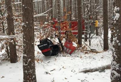 MSP: Icy trail conditions likely contributed to fatal snowmobile crash Sunday