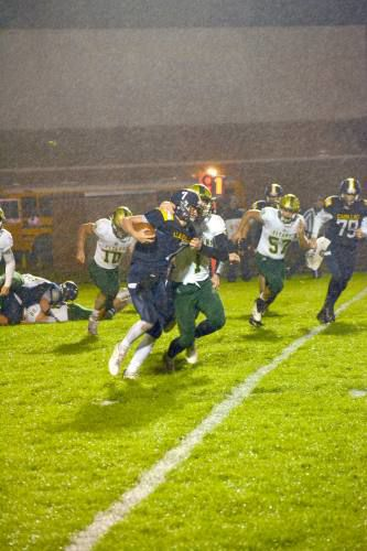 TC West routs Cadillac