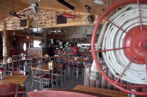 Former owner of Da Dawg House reopens restaurant as Firehouse 115