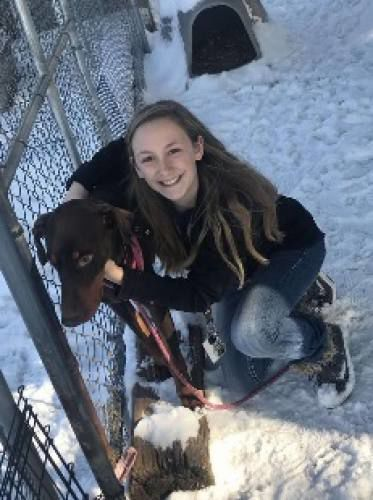 Students plan animal adoption event at the Wex