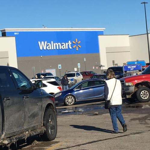 84b2fb6b5ee29 Cadillac Walmart to get robot scrubber, 16-foot pickup tower | News ...