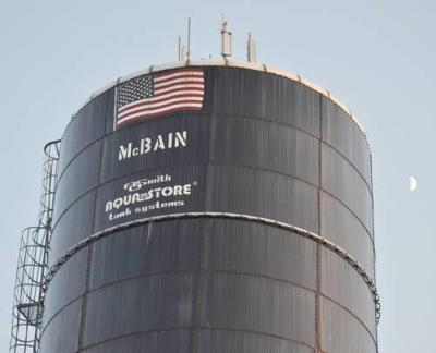 McBain to increase water rates, could be in 2020