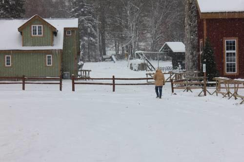 Early start to ski season