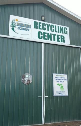 Missaukee County recycling