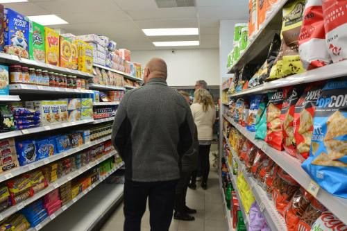 Reed City holds grand opening for grocery store
