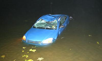 Drunken driving believed to be cause of vehicle in Lake Cadillac