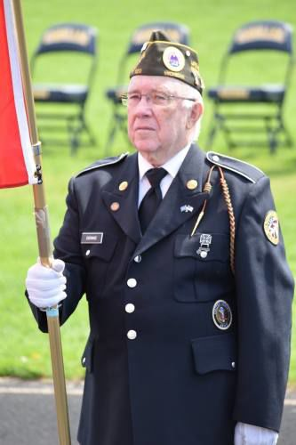 Memorial Day Veterans Service
