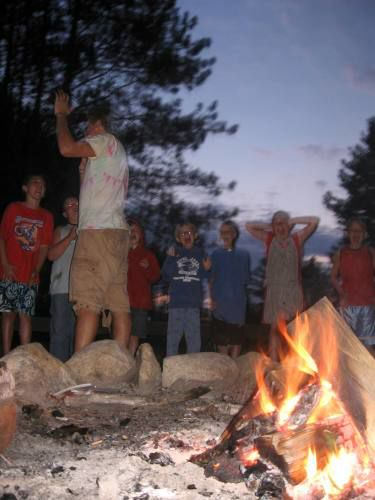 CN online poll: Bonfires most popular summertime activity in Cadillac area