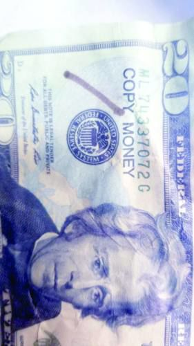 Fake money in Northern Michigan, Cadillac area not 'fake news