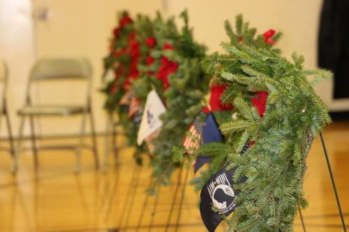 Veterans to be honored with wreaths Saturday in Manton