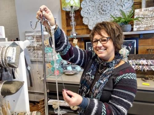 Women entrepreneurs succeeding in downtown Cadillac