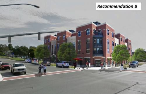Final conceptual plans for Mitchell Street corridor unveiled