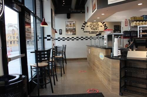 Jimmy Johns opens in Cadillac