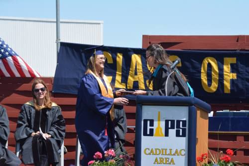 Cadillac High School celebrates the Class of 2019