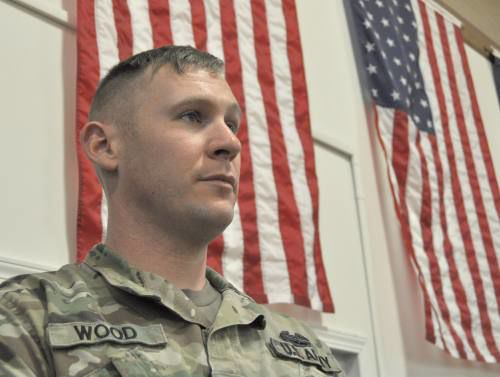 Cadillac National Guard soldiers enjoy holidays before early 2020 deployment