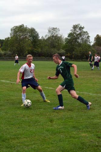 Heritage Christian, Buckley score soccer wins
