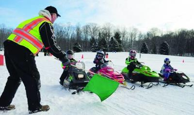Cross your fingers: Coyote Cup snowmobile race a go for this Saturday