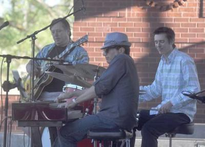 Organizer of music in the park tour plans a shortened season for Cadillac, Reed City
