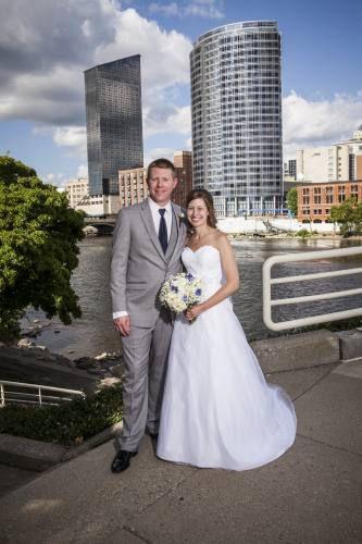 Coffell, VanHeck wed